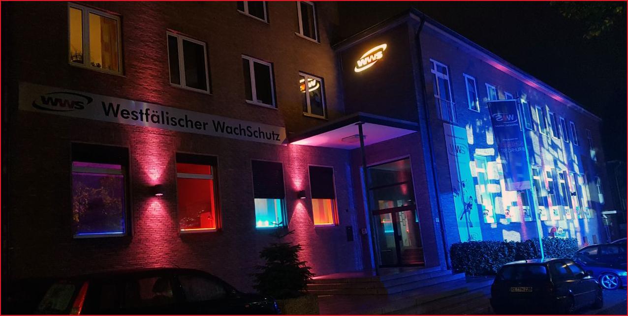 Sicherheitsunternehmen Firmensitz Ruhrgebiet