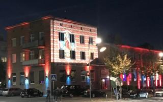 Der WWS in Recklinghausen macht mit bei Recklinghausen leuchtet