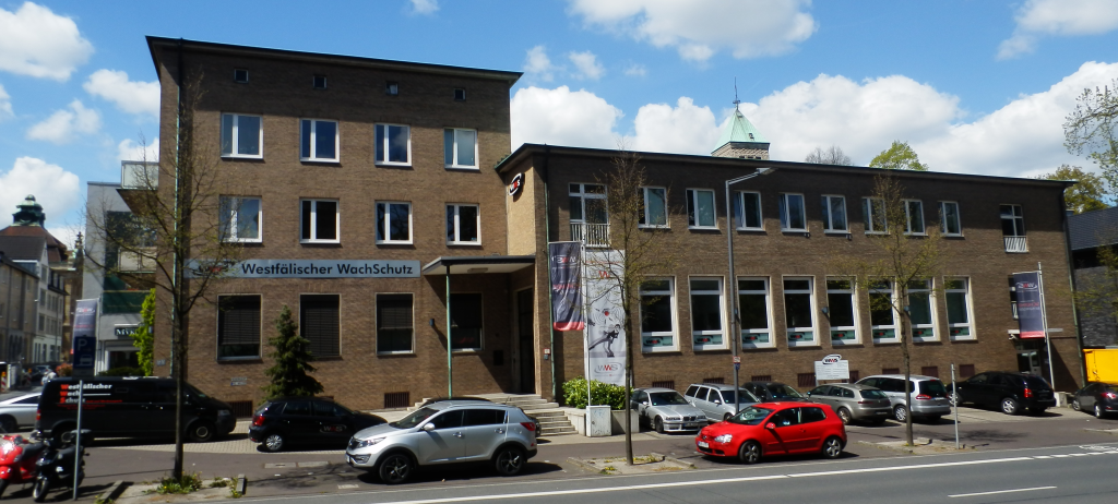 wws gebäude in recklinghausen