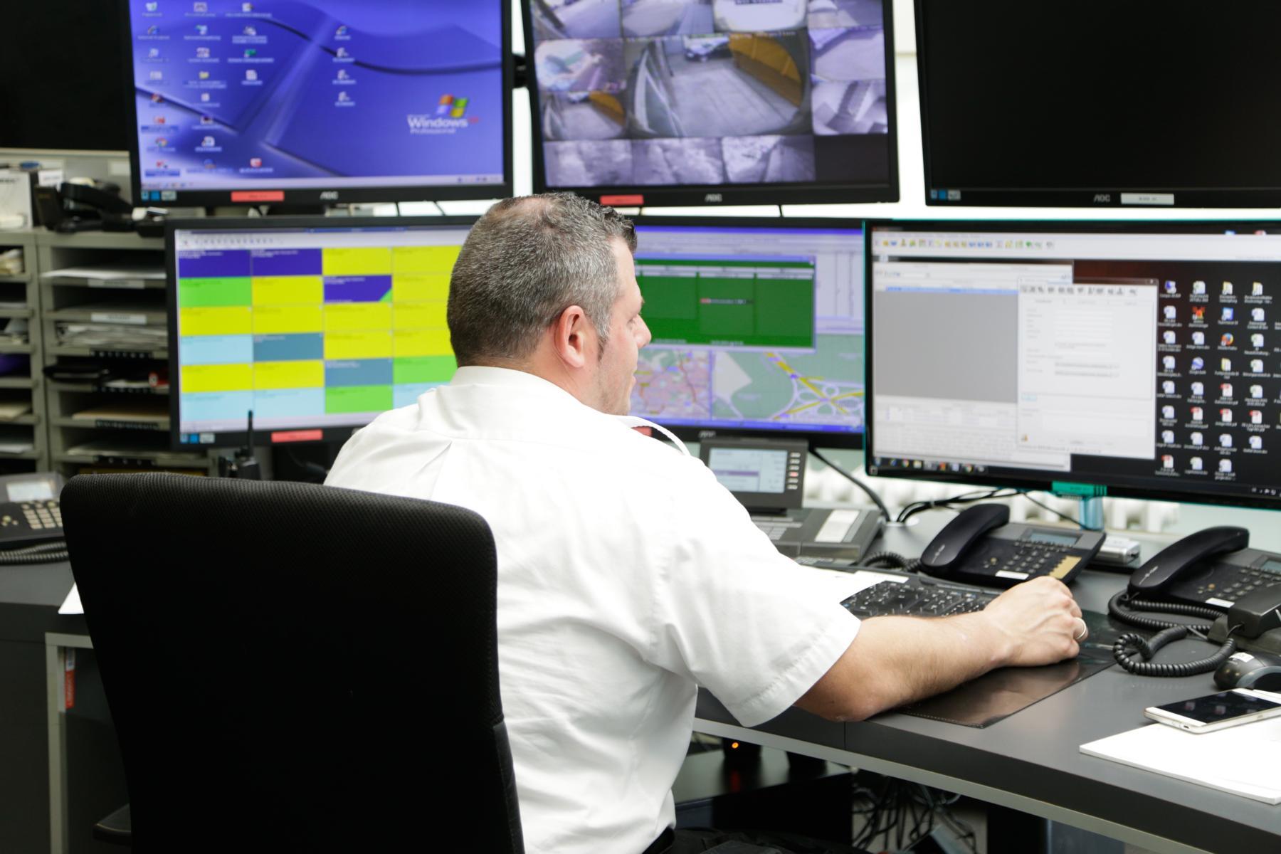 Notruf und Serviceleitstelle (NSL)