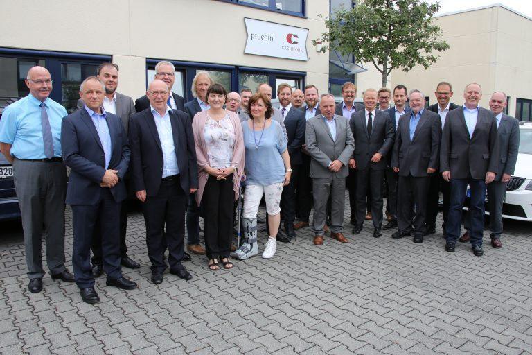Gruppenfoto BMWL