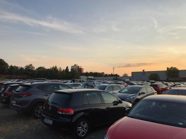 Cranger Kirmes - Parkraumbewirtschaftung
