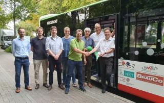 Buspräsentation PSV Recklinghausen