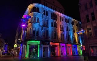 Recklinghausen leuchtet Altstadtmarkt 2019