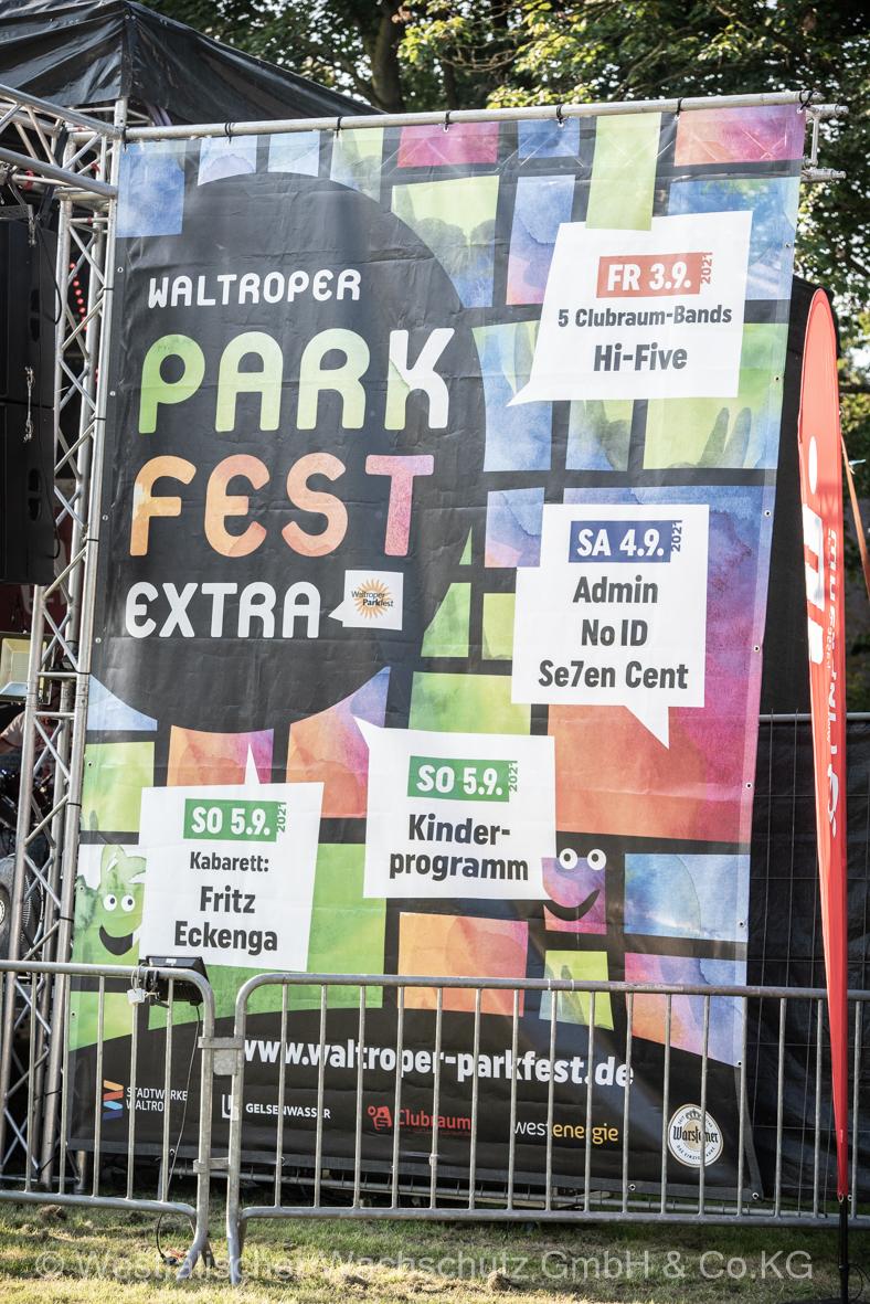 Impressionen Waltroper Parkfest Extra/ Petrinum 600 Jahre Jubiläum