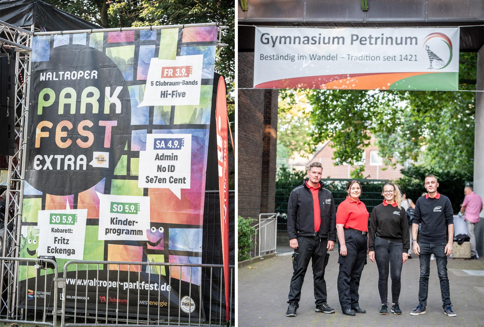 Waltroper Parkfest Extra/ Petrinum 600 Jahre Jubiläum